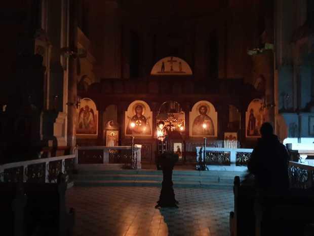 Rugaciune de seara. Parohia Sf. Antonie Vina